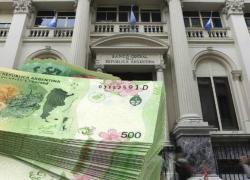 Todavía quedan $1,2 billones de emisión monetaria excedente